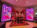 Giant Iphone LED Video Screen (Pair)